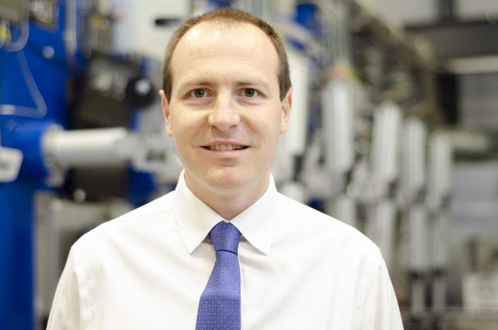 Ian Chapman, Head of CCFE